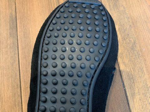 ミネトンカのモカシンの靴底