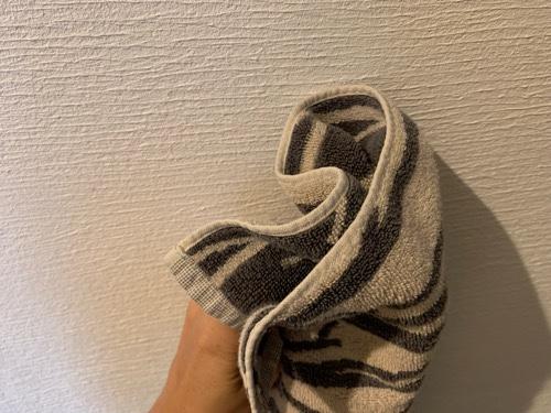 厚手のタオル地のSCOPE(スコープ)のバスマット(お風呂マット)